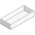 Zirconia Labware - Rectangular Tray