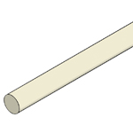 Alumina 99.8% - Solid Rod